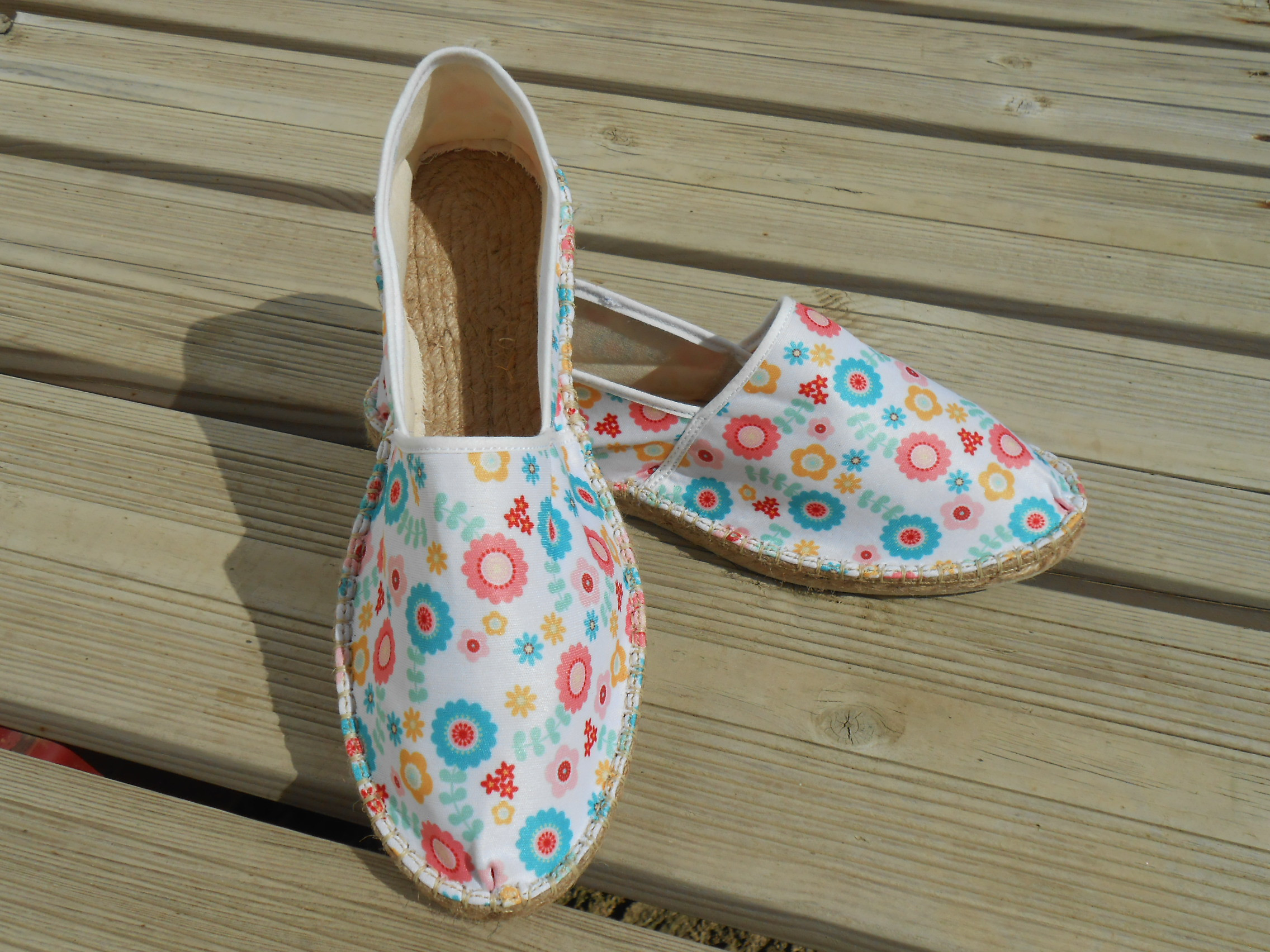 Espadrilles Liberty taille 44