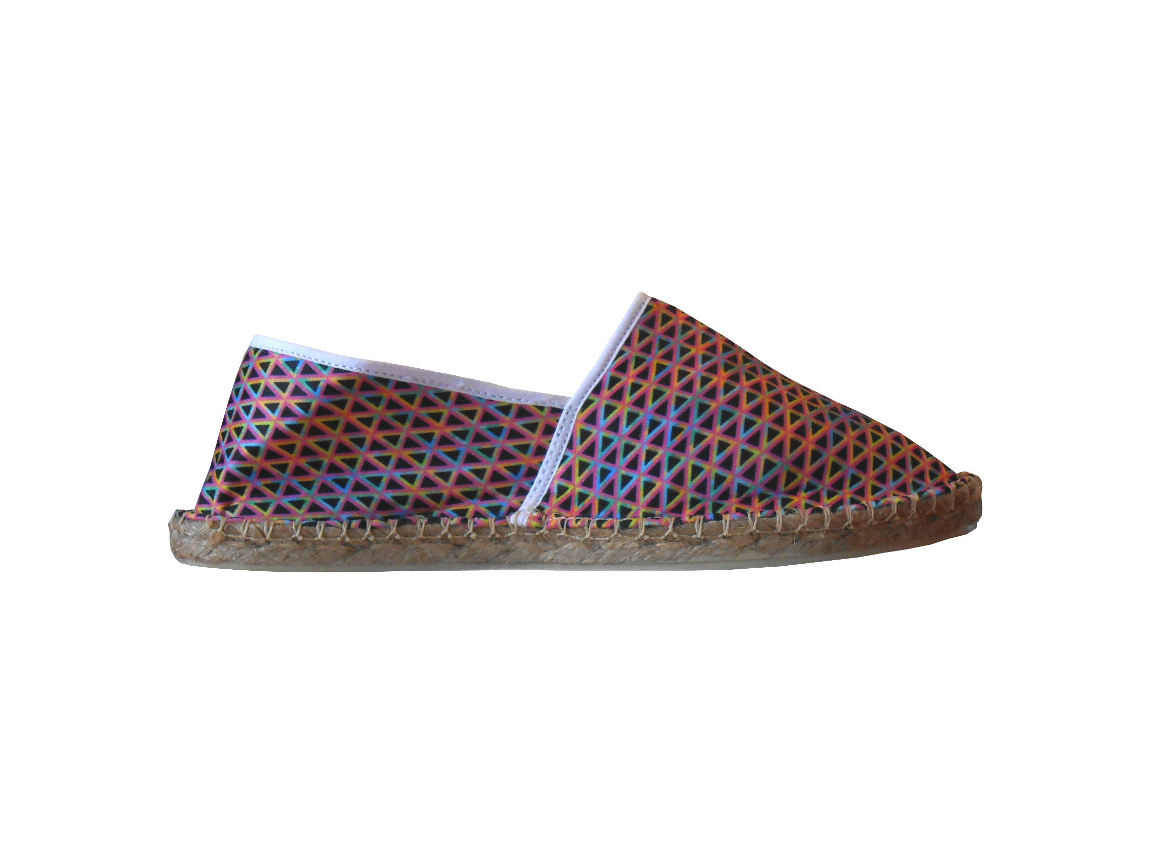 Espadrilles triangles taille 44