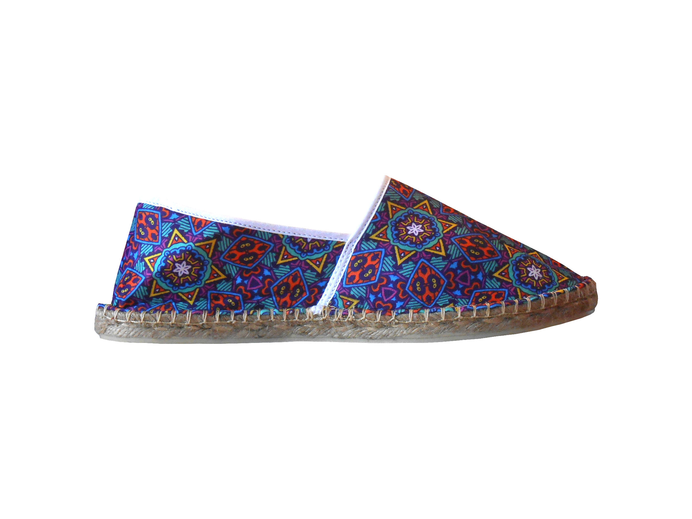 Espadrilles tribal taille 47