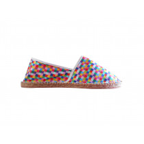 Espadrille Arlequin made in France