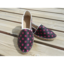 Espadrilles baroques taille 46