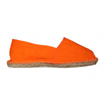 Espadrilles orange