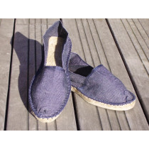 Espadrilles jeans taille 47