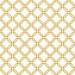 Motif des espadrilles geometric gold
